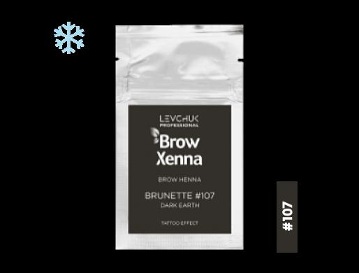 Dark Earth 107 BrowXenna 6 grammi